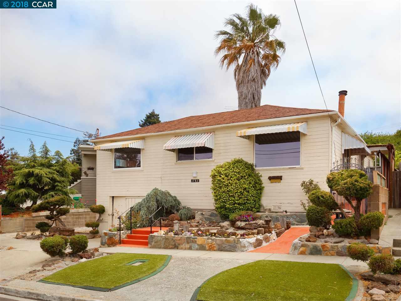 1785 RALSTON AVE, RICHMOND, CA 94805
