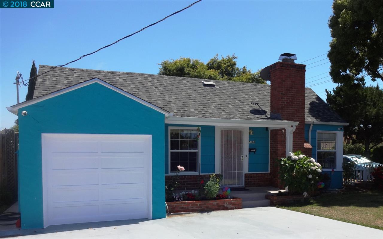 5102 CLINTON AVE, RICHMOND, CA 94805