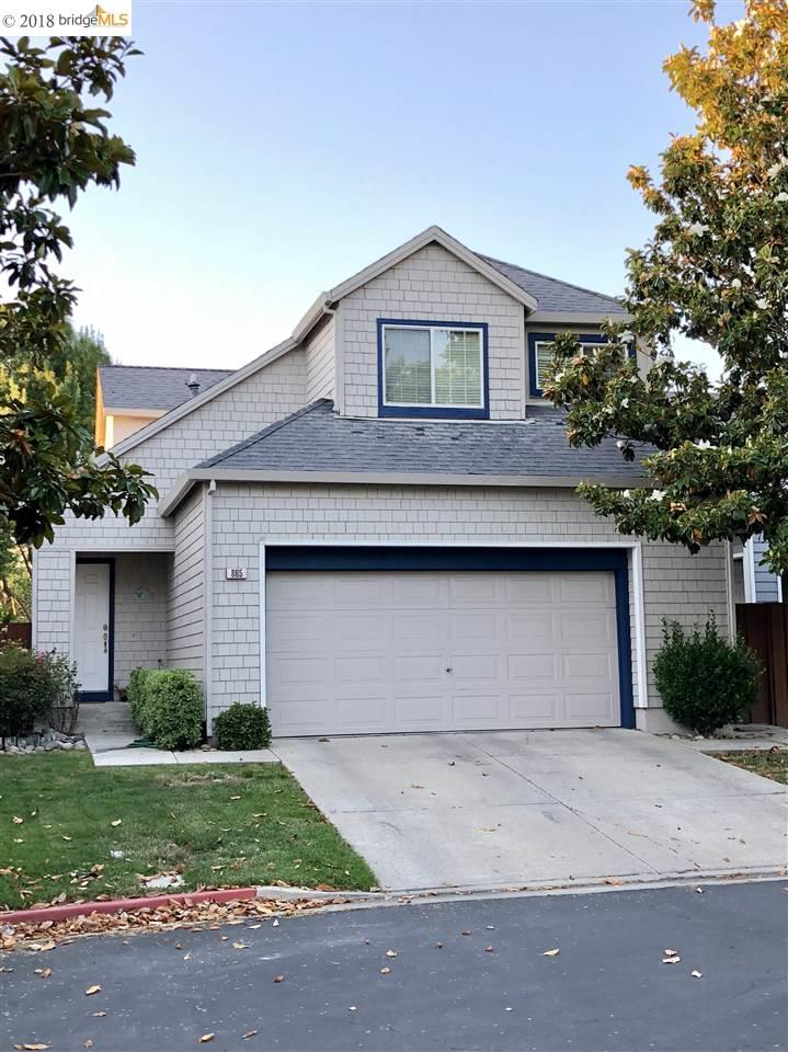 865 Caribou Ter, BRENTWOOD, CA 94513