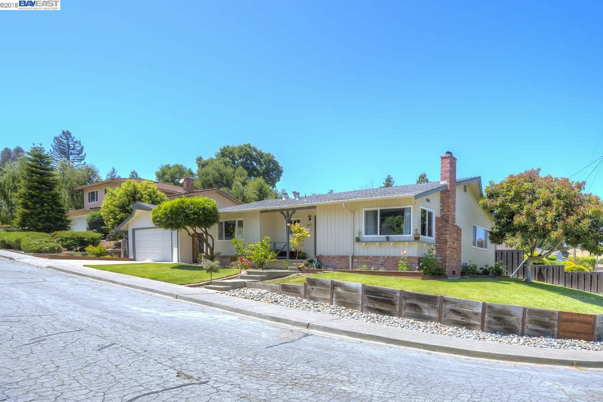 18473 Terry Way, Castro Valley, CA, 94546 - SOLD LISTING, MLS ...