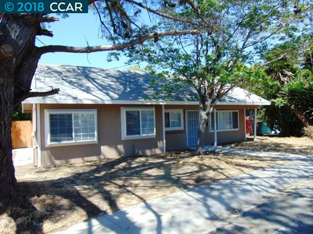 Great location in El Sobrante! Sweet single story in move in condition. Features include updated kitchen and bath, newer flooring and paint, newer appliances, inside laundry and cozy fireplace. Wonderful location, minutes to HWY 80, Contra Costa Community College and Starbucks! Don't miss this opportunity!