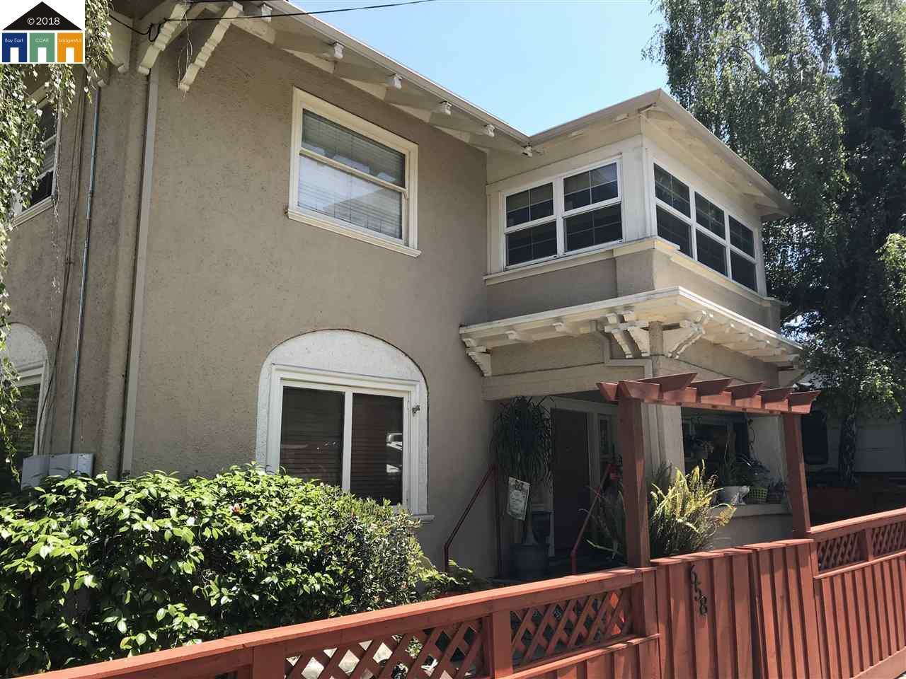 658 Valle Vista Ave Oakland, CA 94610
