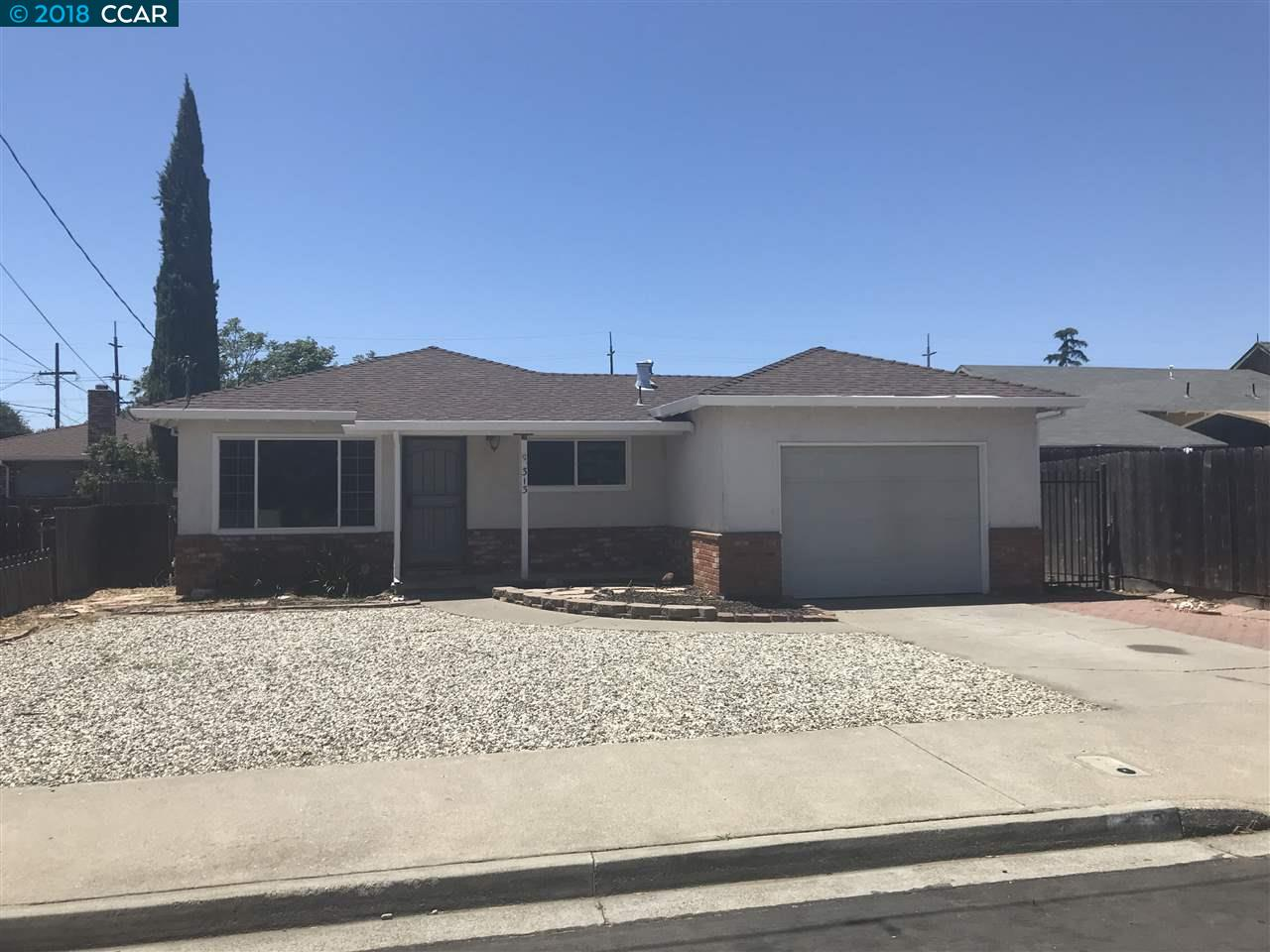 313 2nd St., OAKLEY, CA 94561
