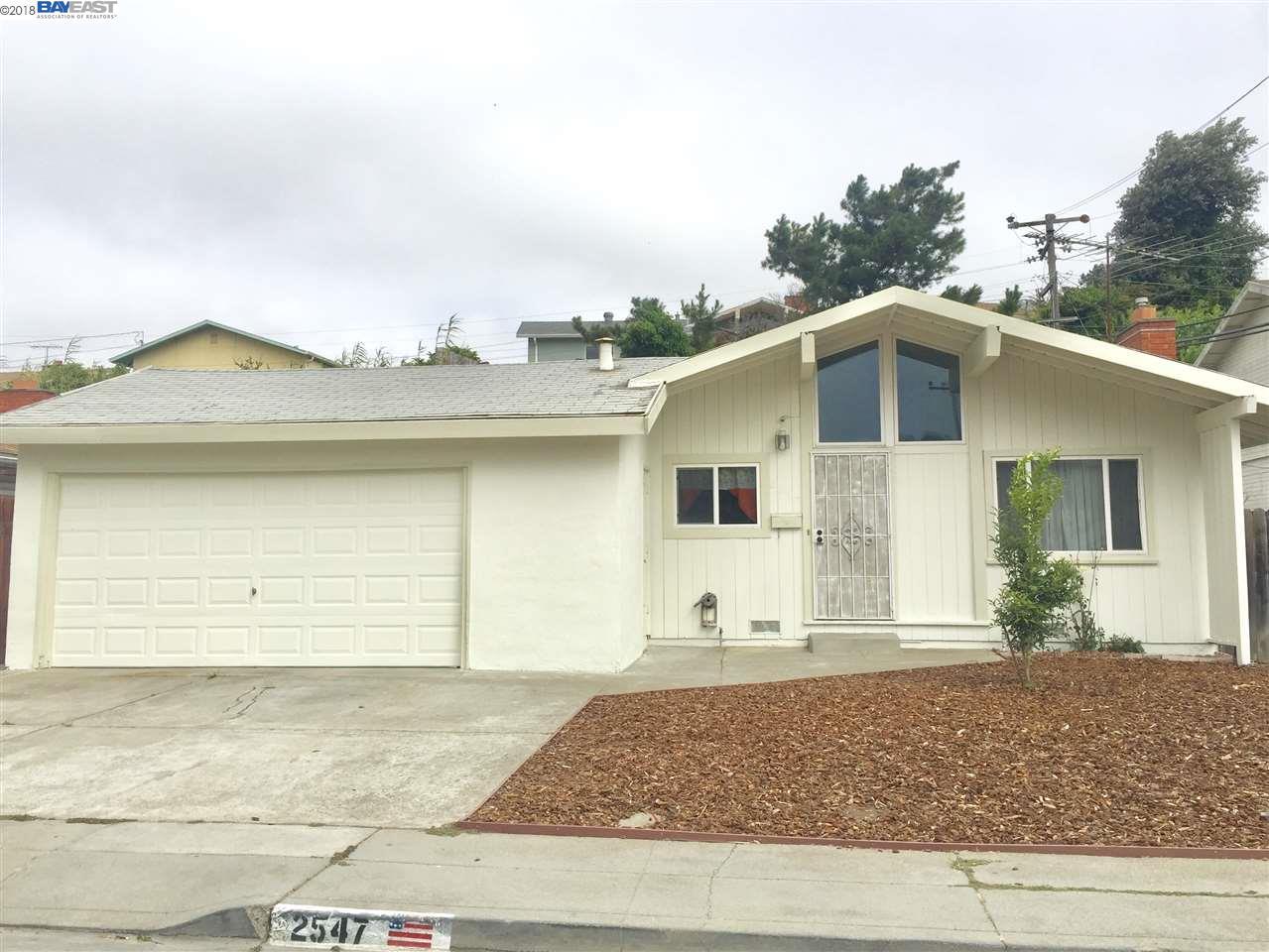 2547 MOYERS RD, RICHMOND, CA 94806