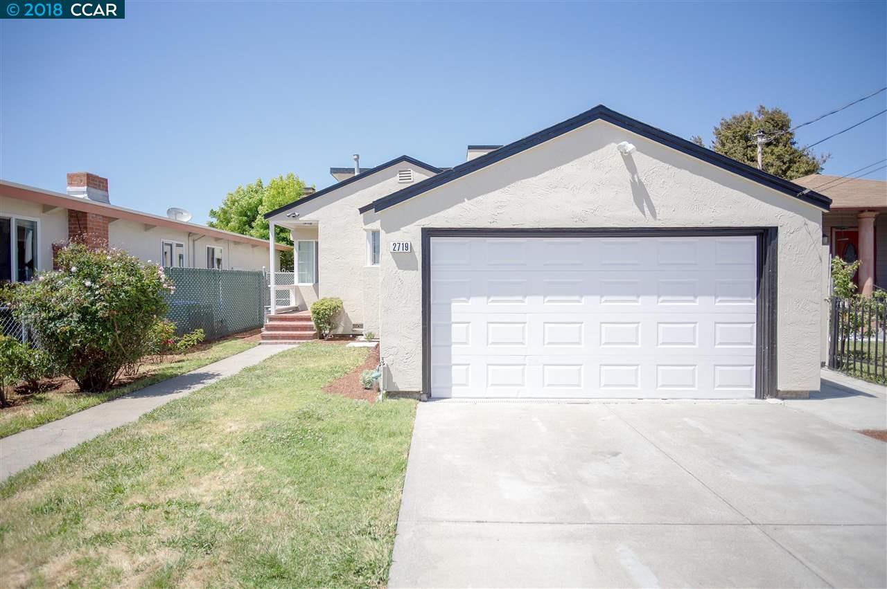 2719 CHANSLOR AVE, RICHMOND, CA 94804