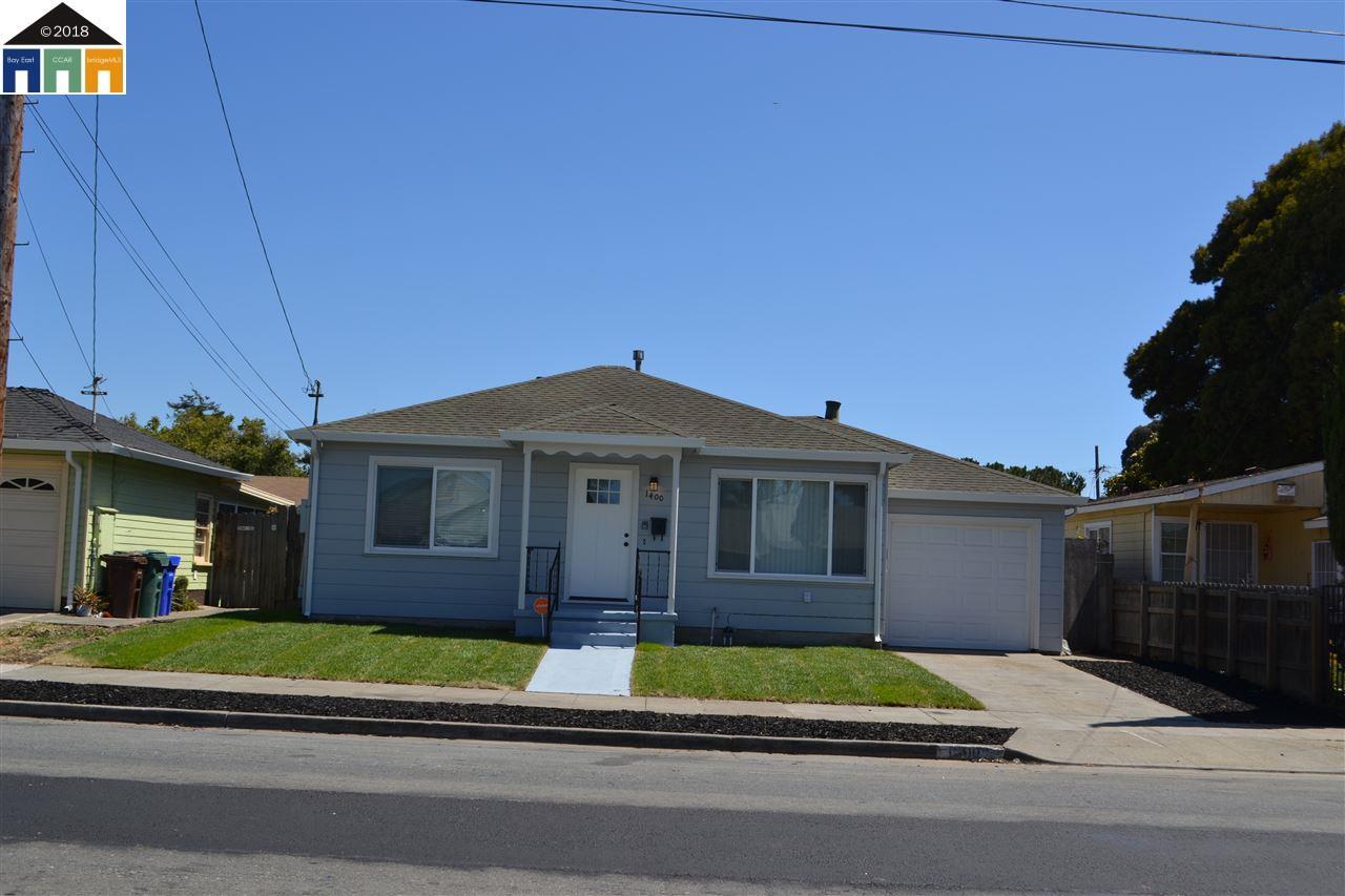1400 LINCOLN, RICHMOND, CA 94801