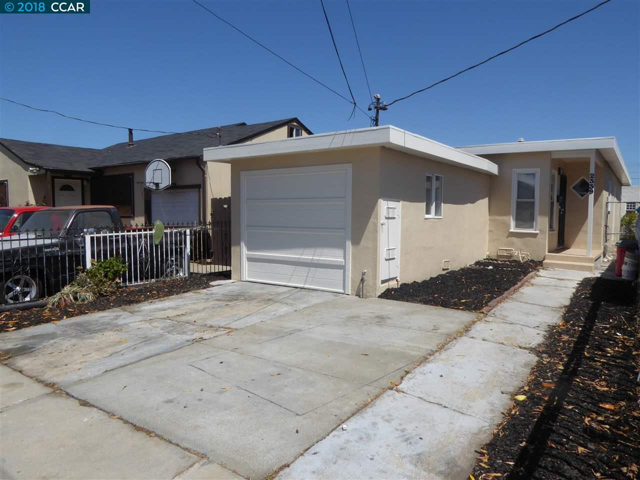2339 MCBRYDE AVE, RICHMOND, CA 94804