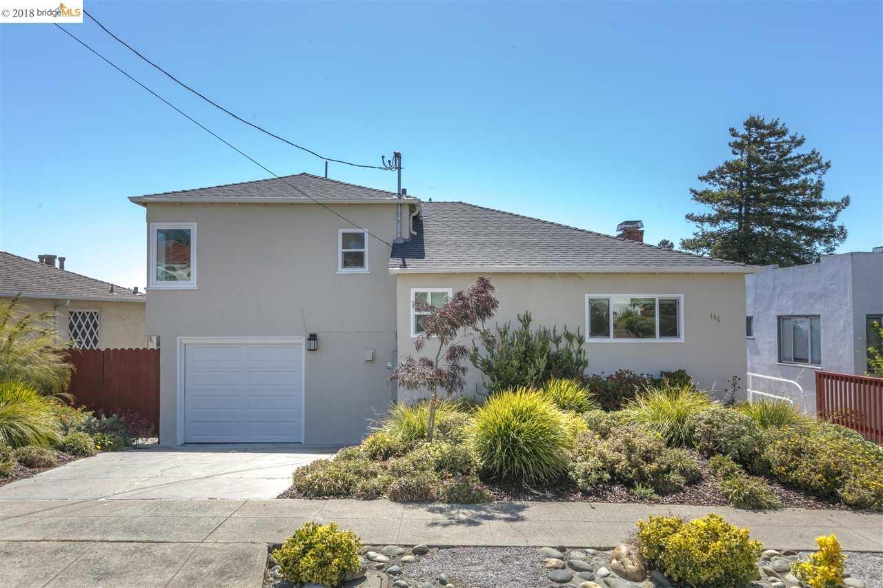 465 MOUNT ST, RICHMOND, CA 94805
