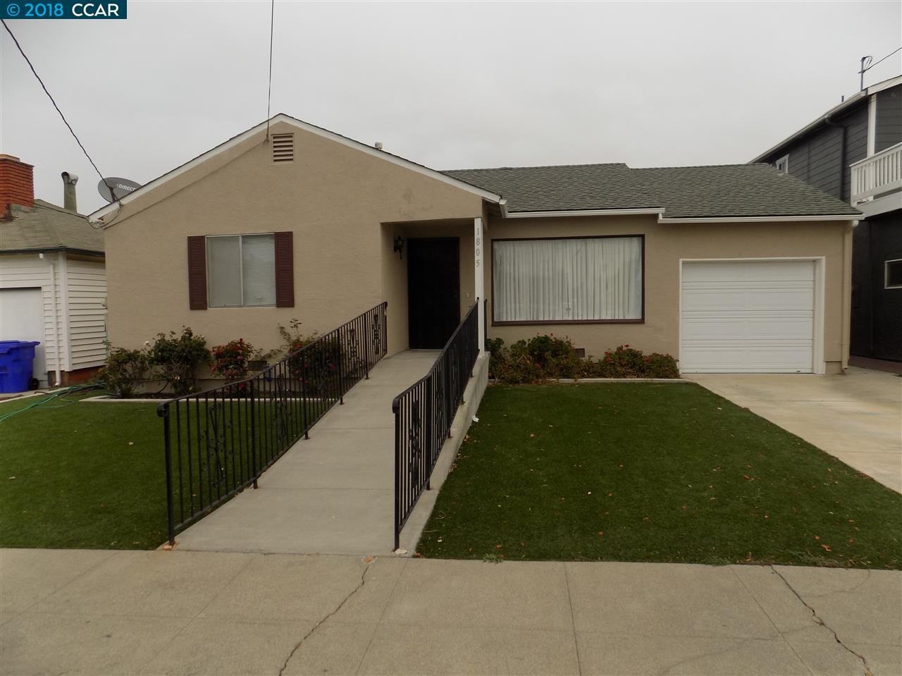 1805 OHIO, RICHMOND, CA 94804