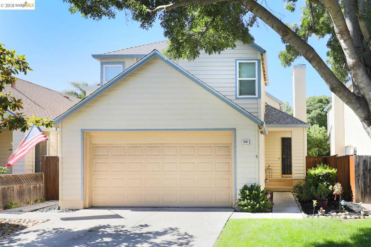 830 Caribou Terrace, BRENTWOOD, CA 94513