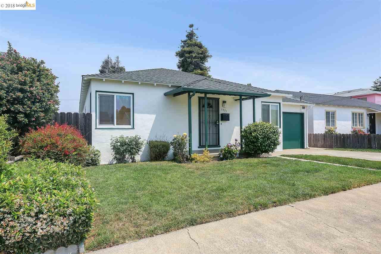 3431 HUMPHREY AVE, RICHMOND, CA 94804