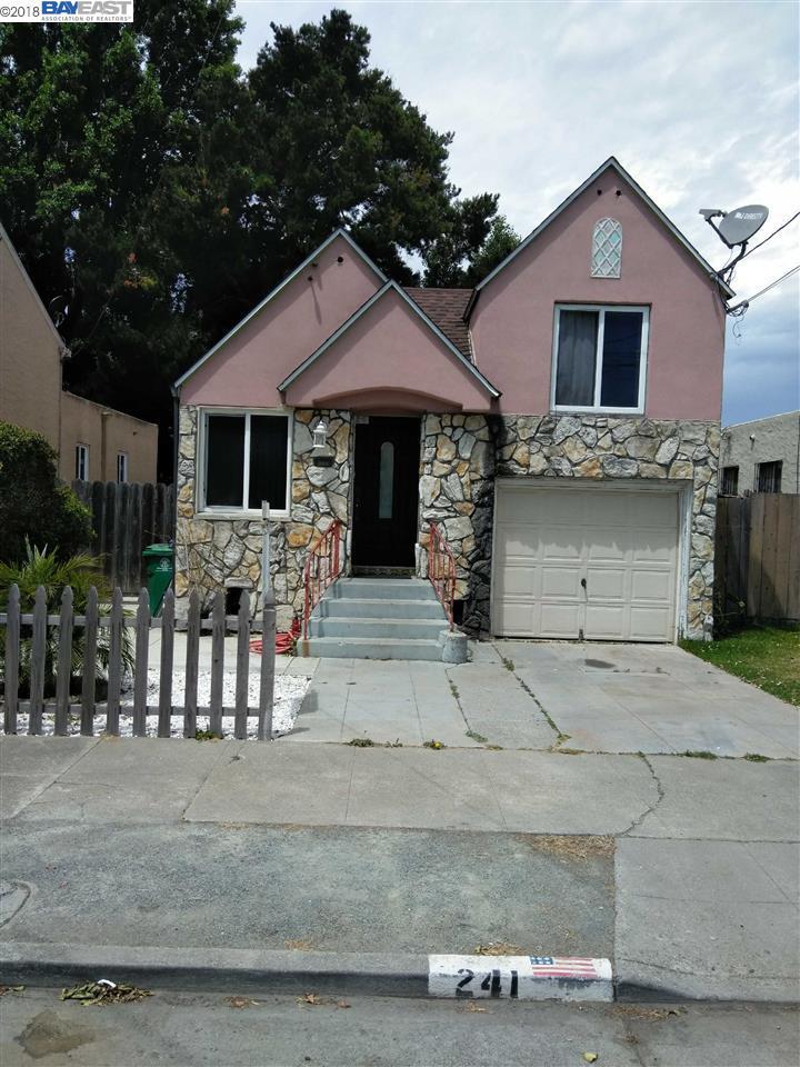241 S 18TH ST, RICHMOND, CA 94804