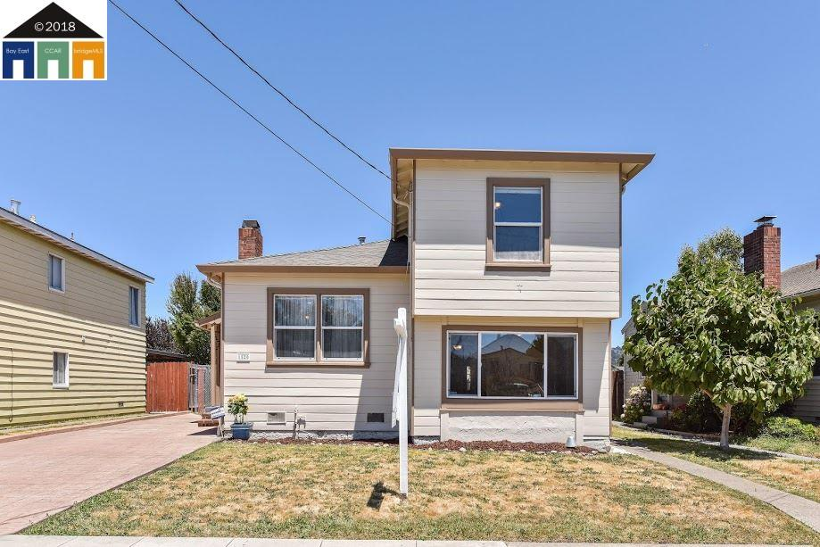 1520 MONTEREY ST, RICHMOND, CA 94804