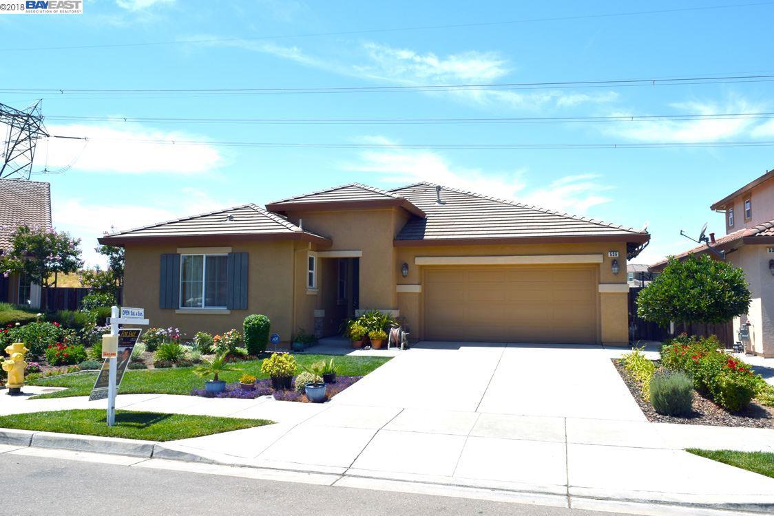 536 Lake Park Ct, OAKLEY, CA 94561