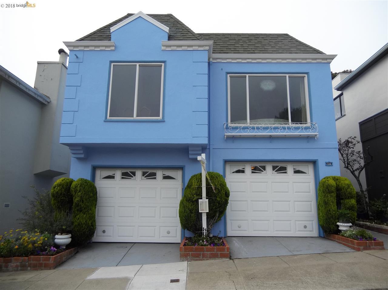 105 Marview Way, San Francisco, CA, 94131, MLS # 40831103 | Marvin ...