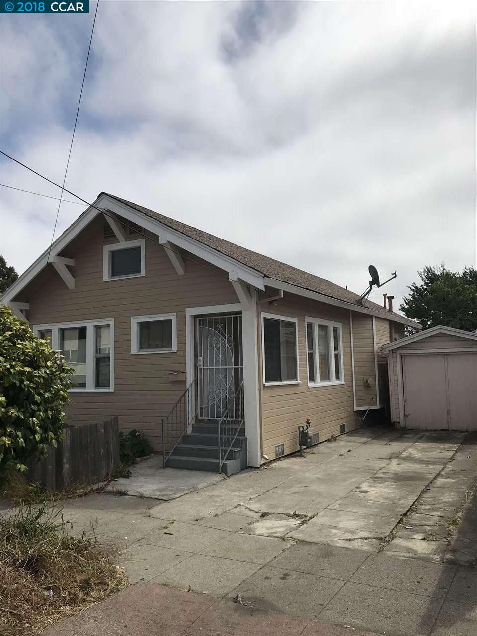 516 21ST ST, RICHMOND, CA 94801