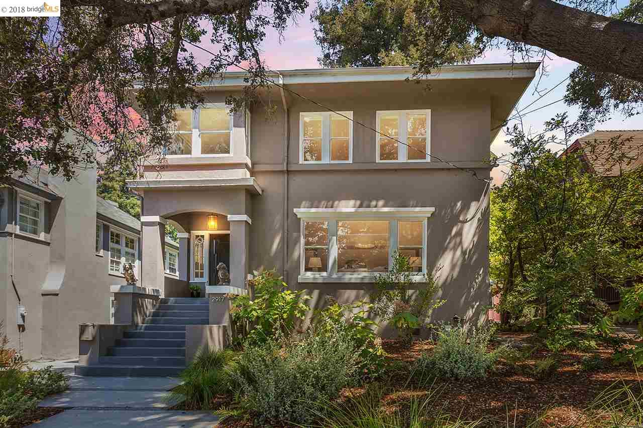2917 Ashby Ave, Berkeley, CA, 94705, MLS # 40831538 | Pacific Union ...