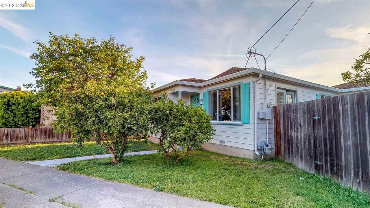 663 WILSON AVE, RICHMOND, CA 94805