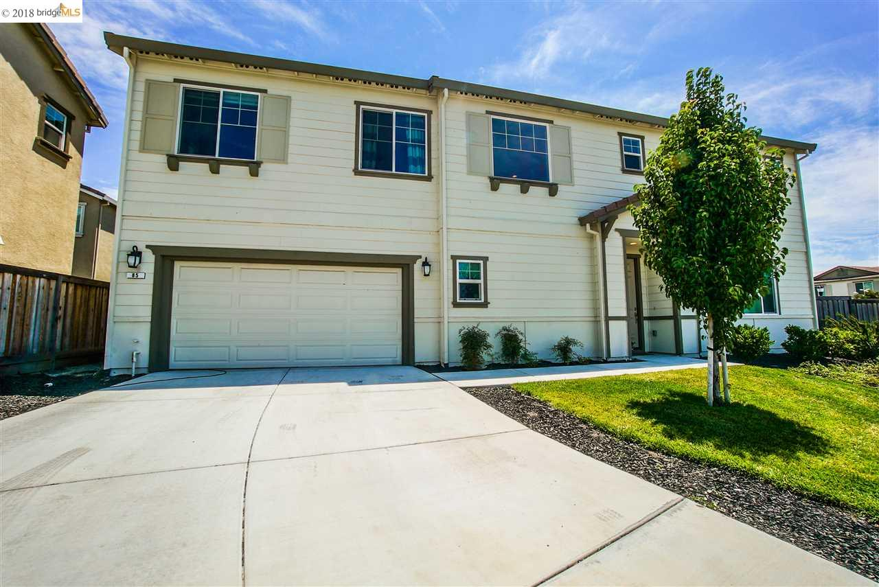 85 Halsey Court, PITTSBURG, CA 94565
