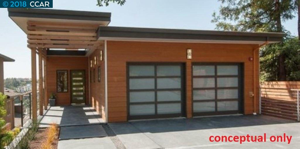 1458 Grizzly Peak Blvd., Berkeley, CA 94708