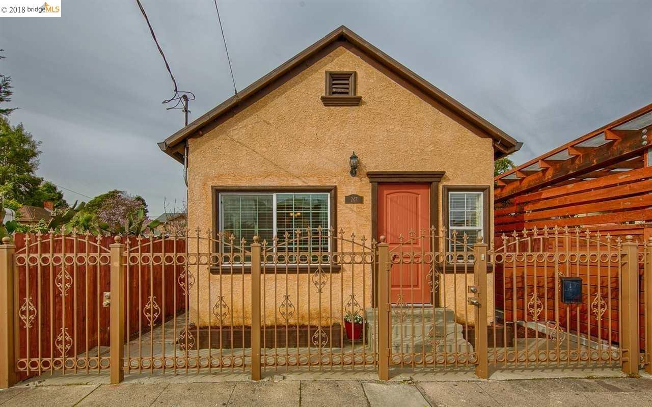 247 2ND ST, RICHMOND, CA 94801