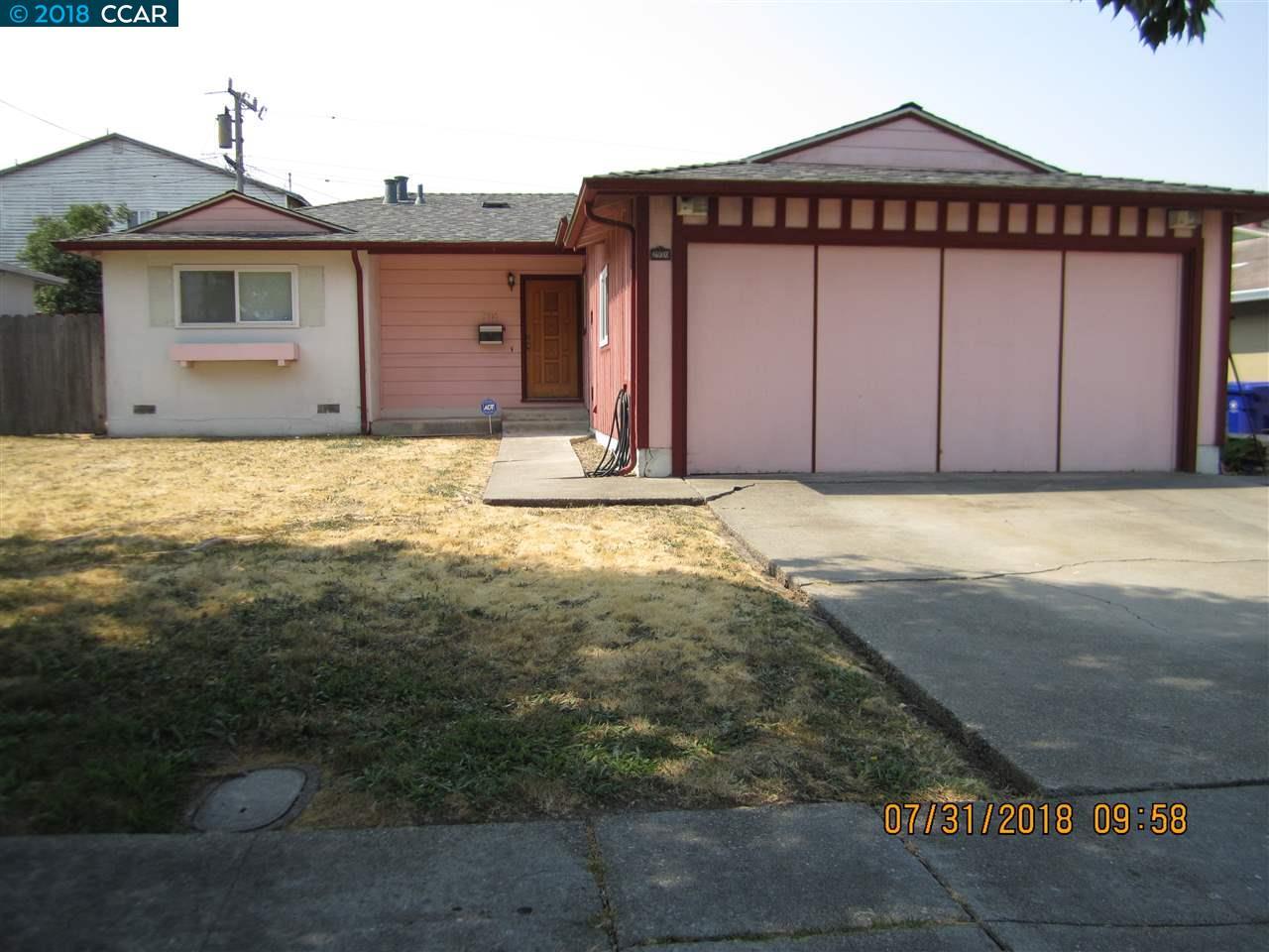2910 GILMA DR, RICHMOND, CA 94806