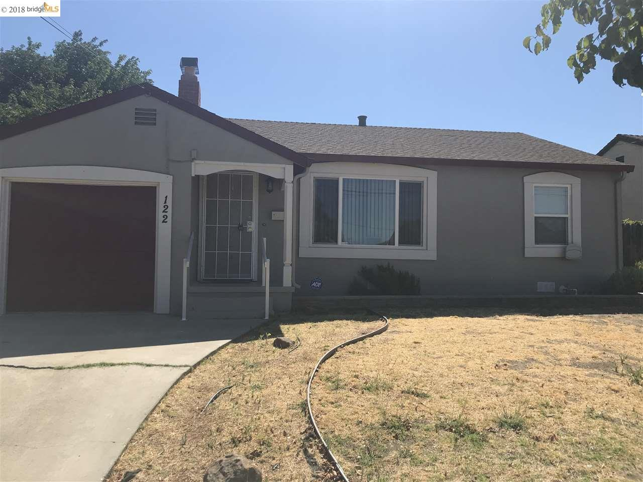 122 Campbell Ave, ANTIOCH, CA 94509