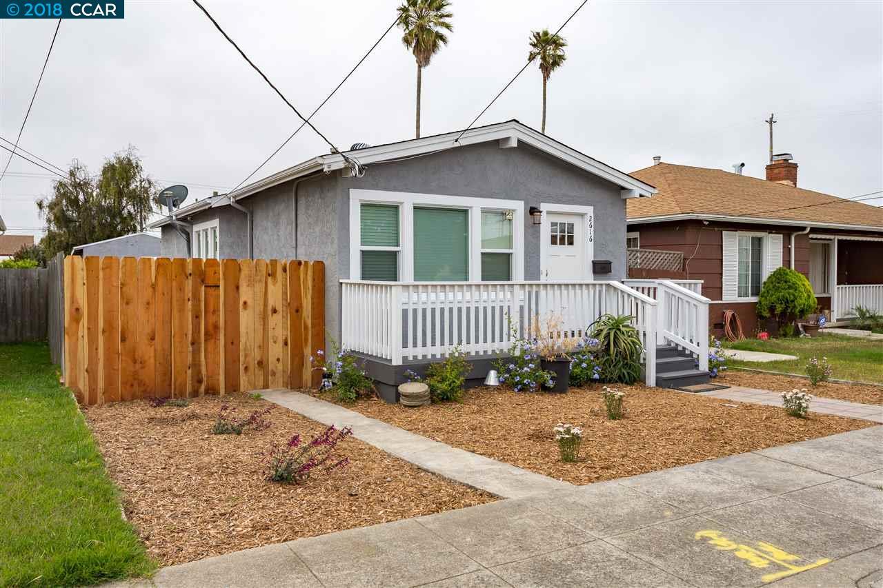 2616 ESMOND AVE, RICHMOND, CA 94804