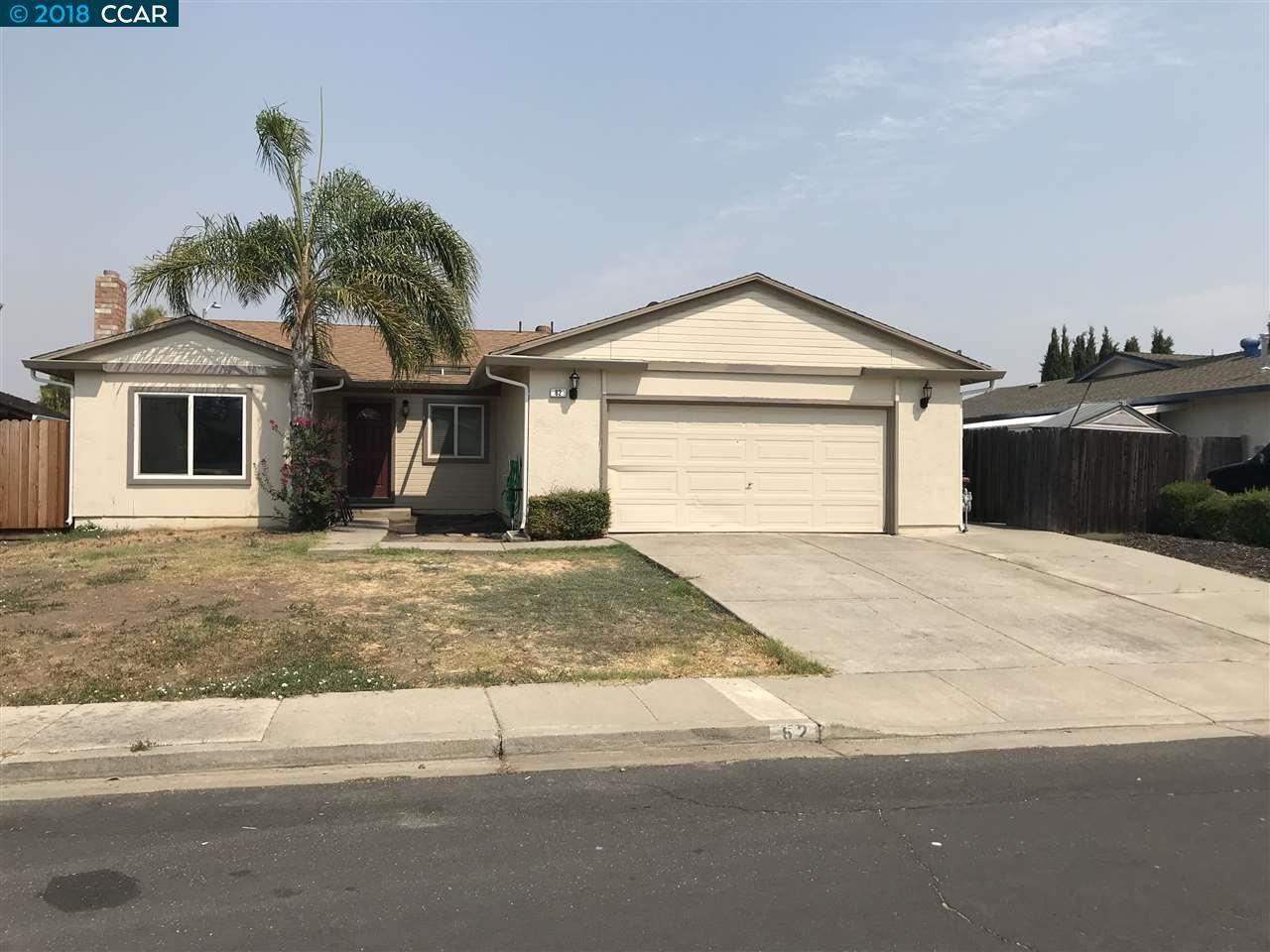 62 Cloverleaf Cir, BRENTWOOD, CA 94513