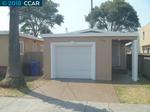 1708 CHANSLOR AVE, RICHMOND, CA 94801