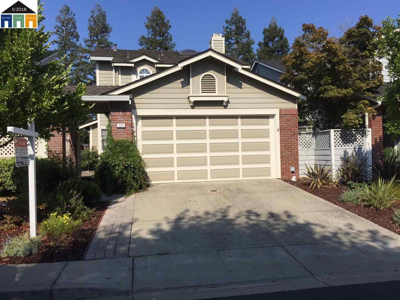 322 WINTERWIND CIR, SAN RAMON, CA 94583  Photo