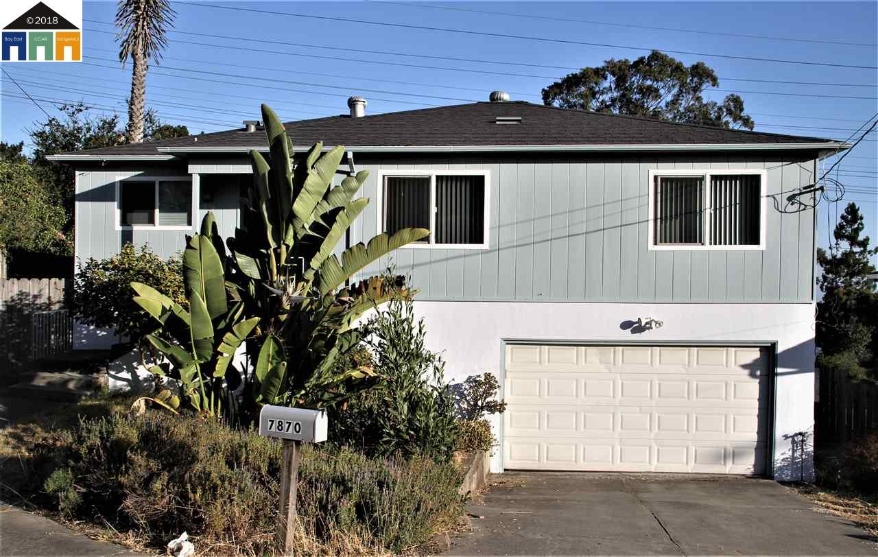 7870 BURNS CT, EL CERRITO, CA 94530