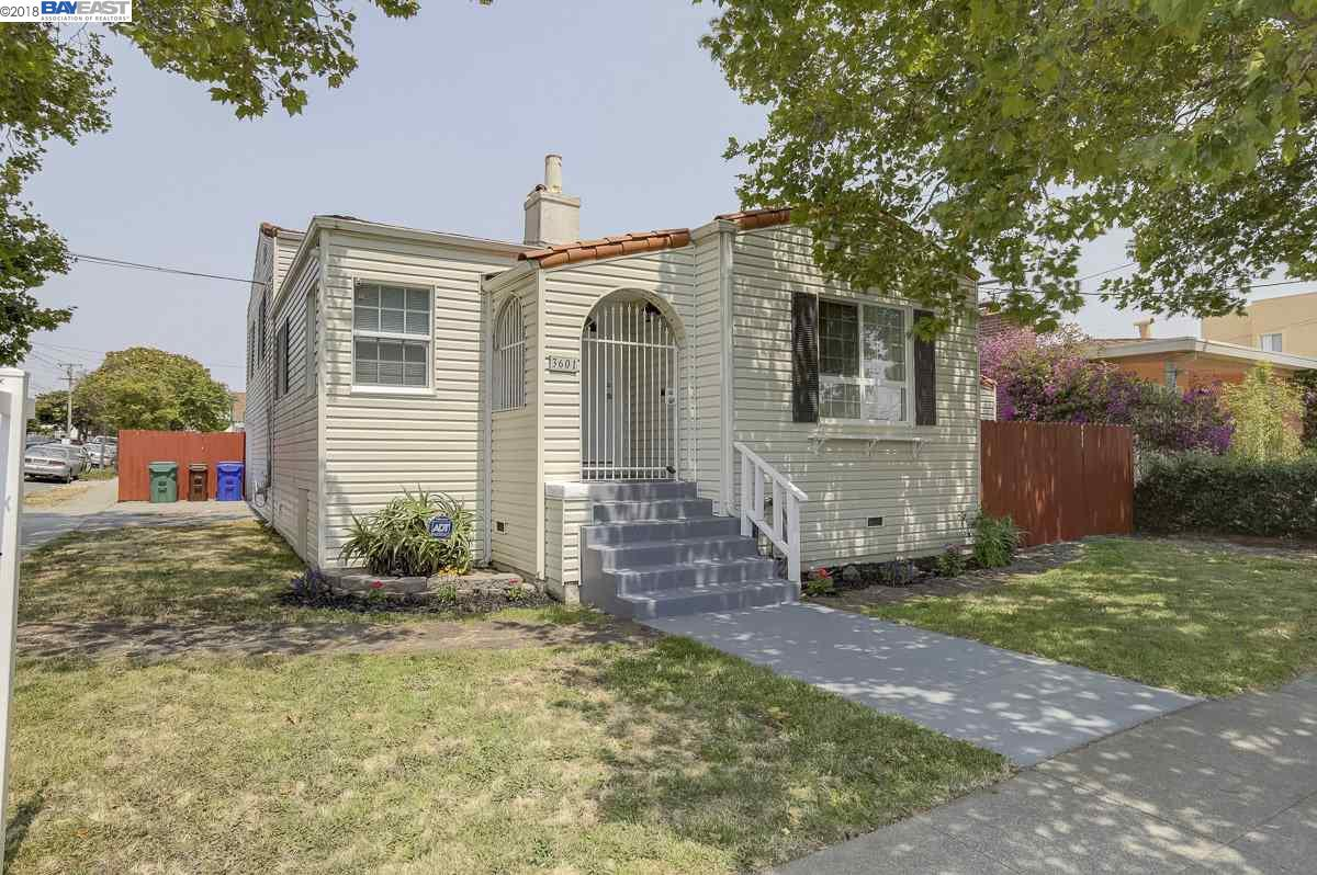 3601 ESMOND AVE, RICHMOND, CA 94805