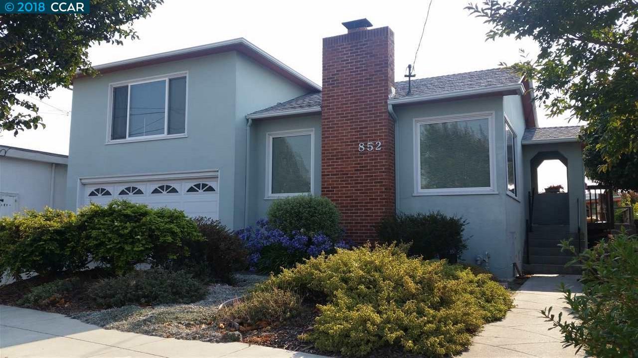 852 34TH ST, RICHMOND, CA 94805