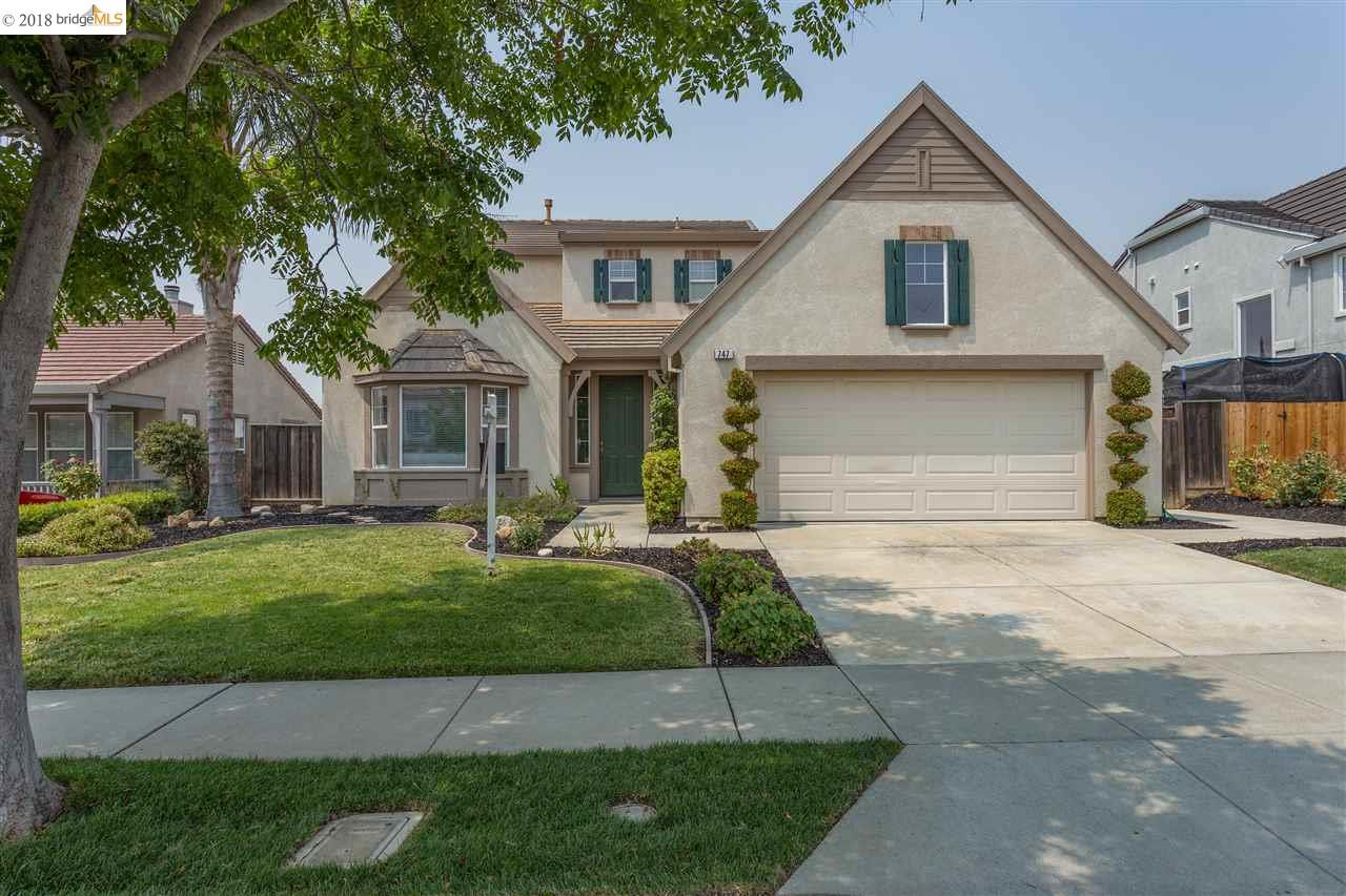 747 Waterville Dr, BRENTWOOD, CA 94513