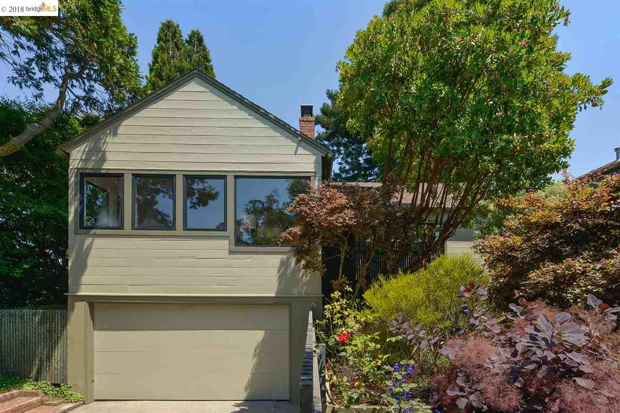 1051 Creston Rd, Berkeley, CA 94708