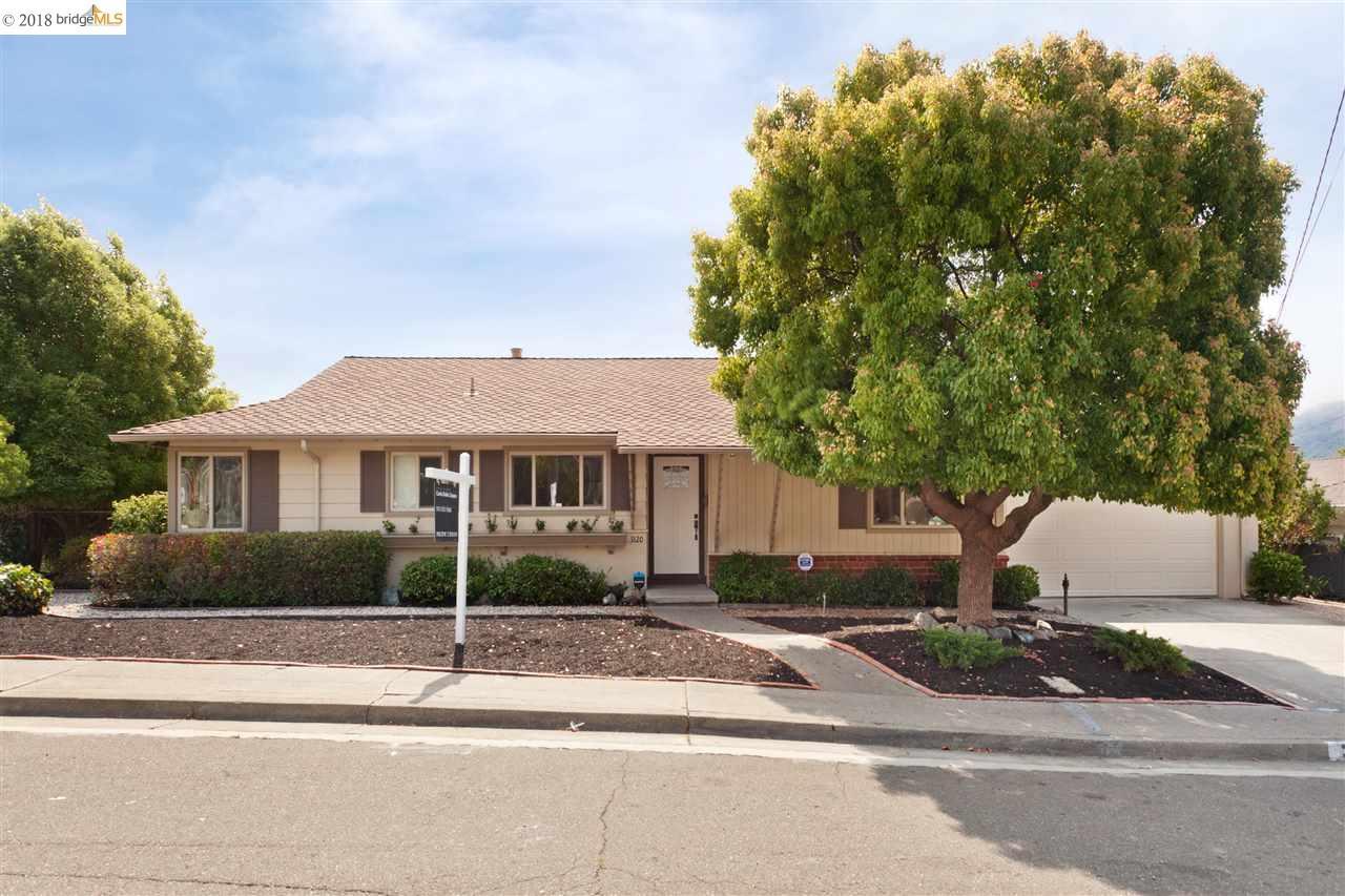 3120 SHELDON DR, RICHMOND, CA 94803