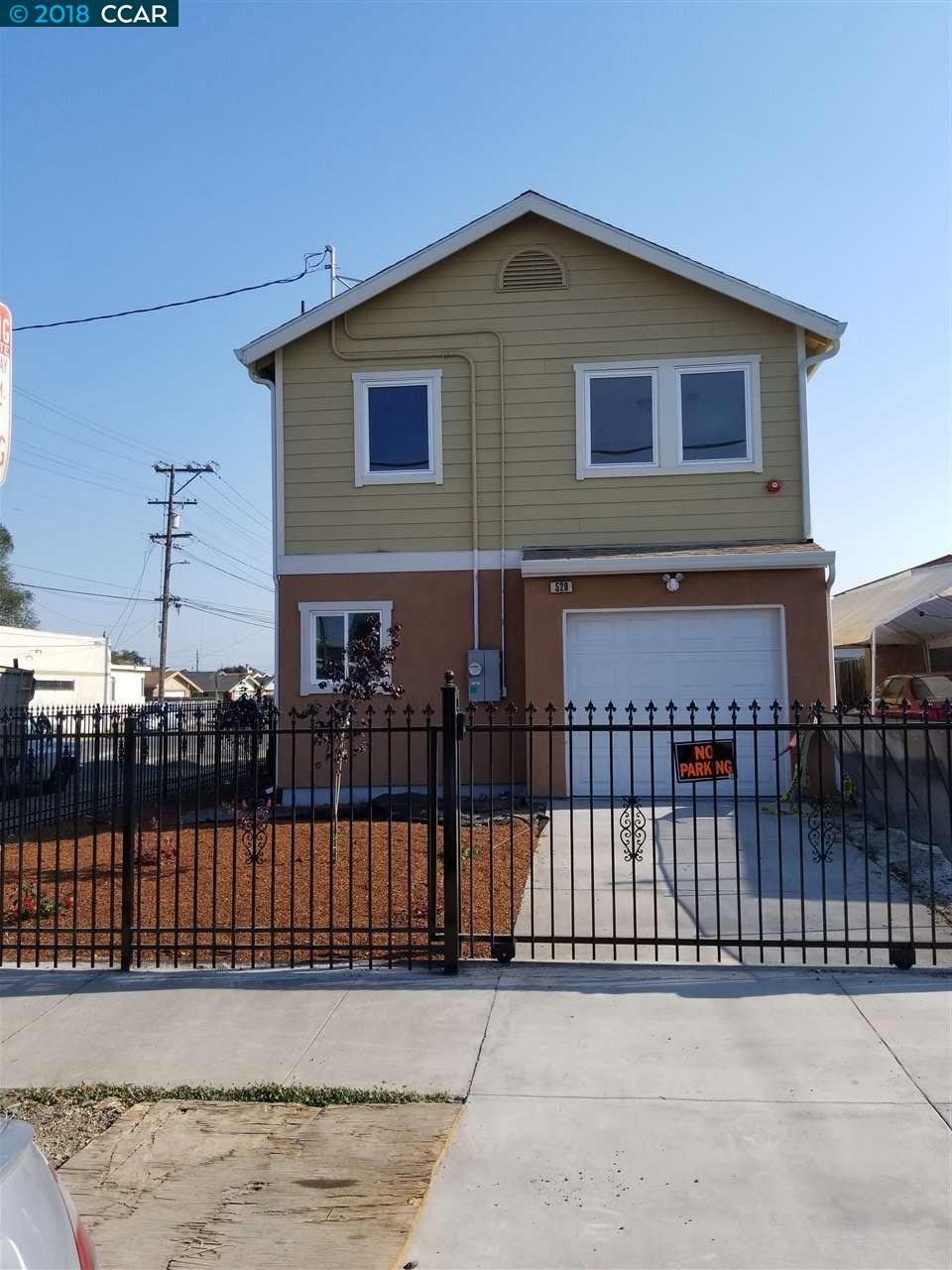 528 FLORIDA ST, RICHMOND, CA 94804