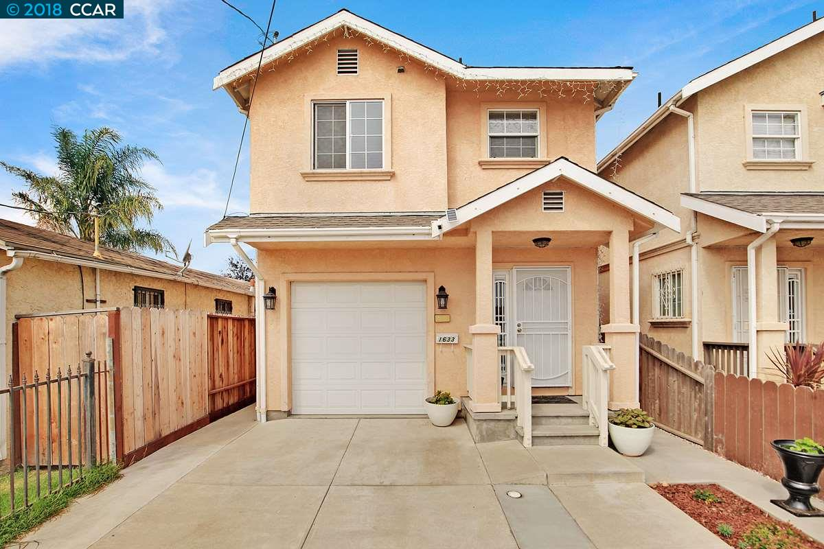 1633 FRED JACKSON WAY, RICHMOND, CA 94801