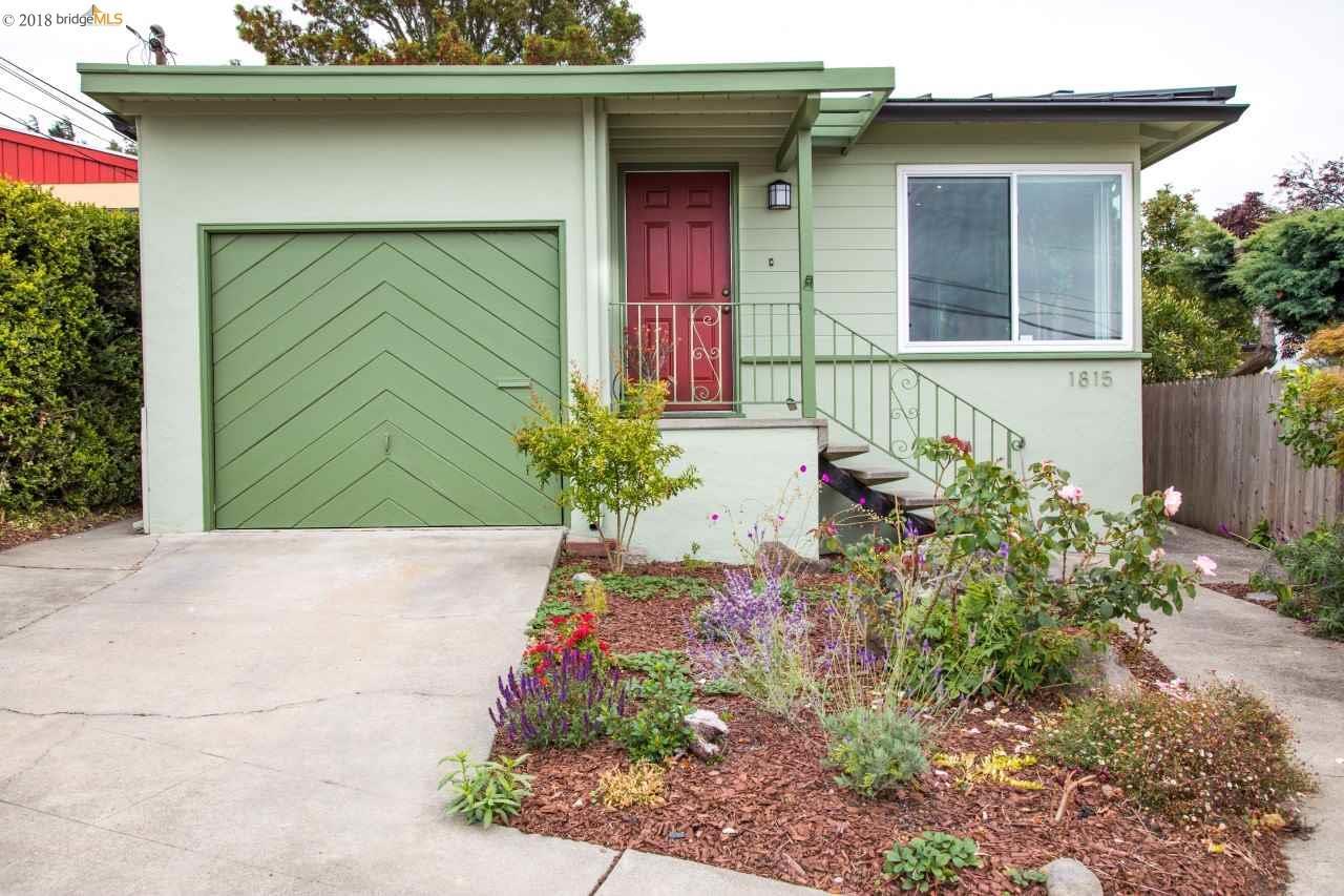1815 OLIVE AVE, RICHMOND, CA 94805