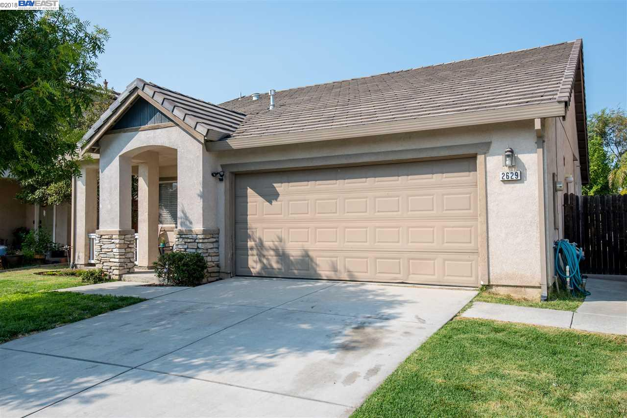 Detail Gallery Image 1 of 1 For 2629 Gaines Ct, Tracy, CA, 95377 - 3 Beds | 2 Baths