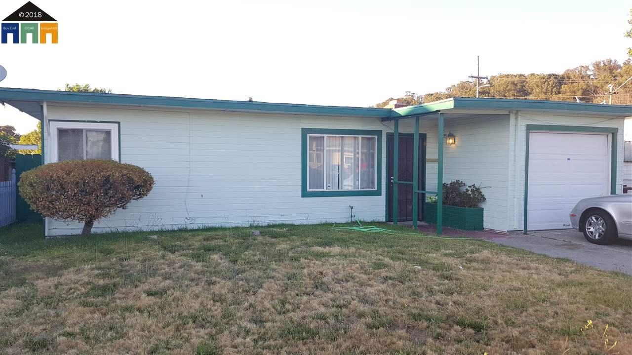 709 PAYNE DR, RICHMOND, CA 94806