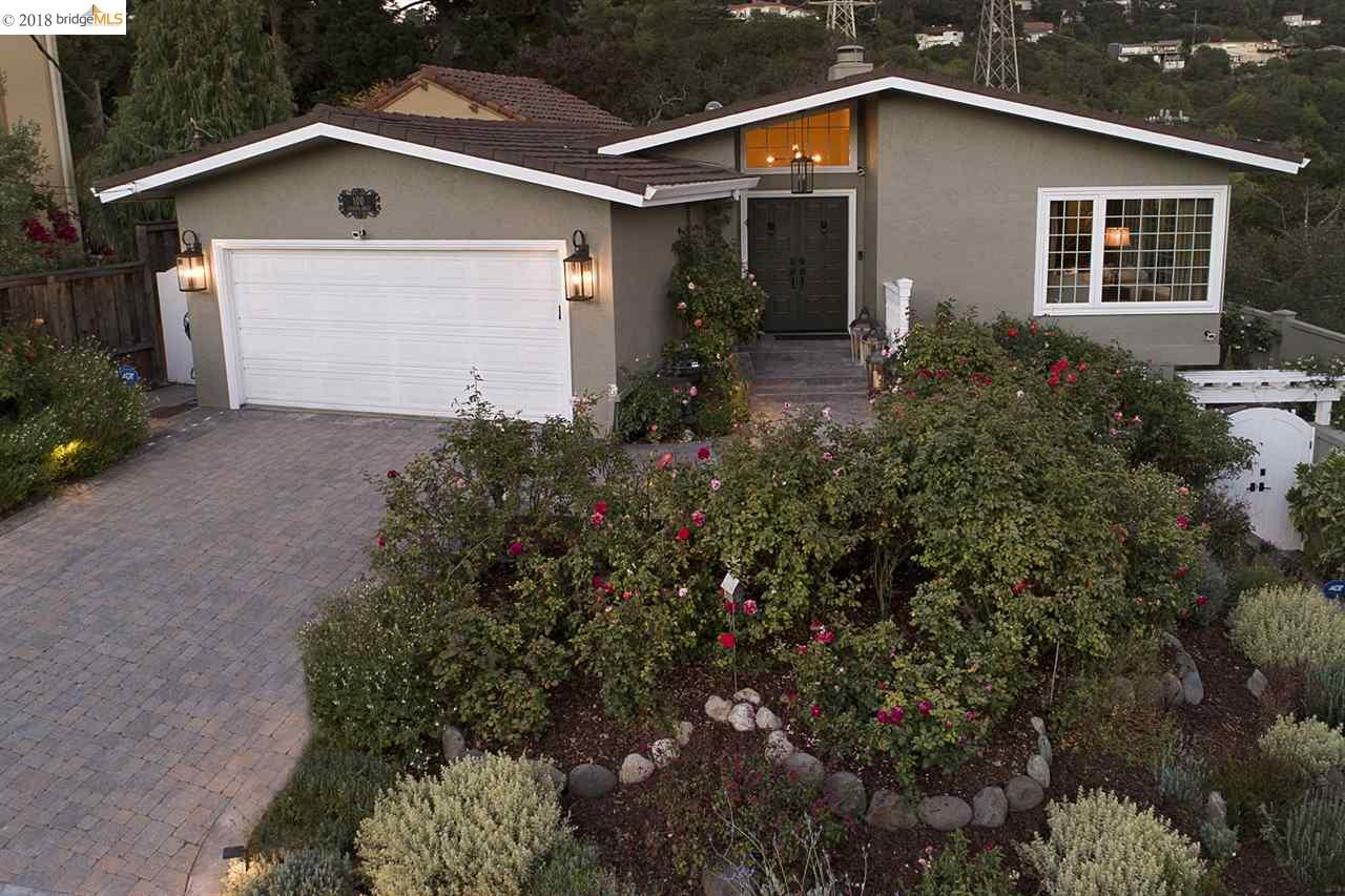 100 Estates Dr, Piedmont, CA 94611, MLS # 40836434   Marvin Gardens ...