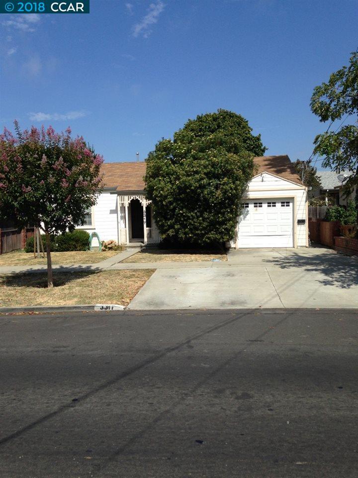 3317 RHEEM AVE, RICHMOND, CA 94804