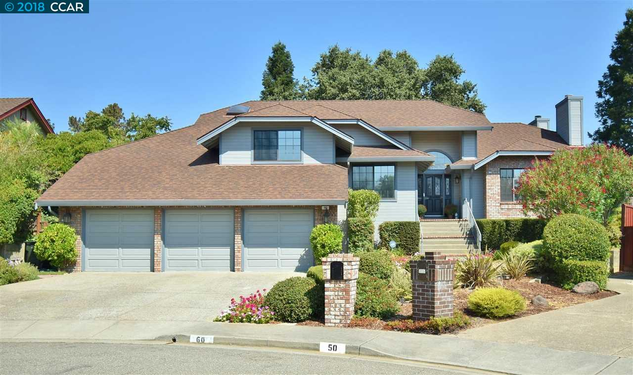 60 KELSEY CT, PLEASANT HILL, CA 94523