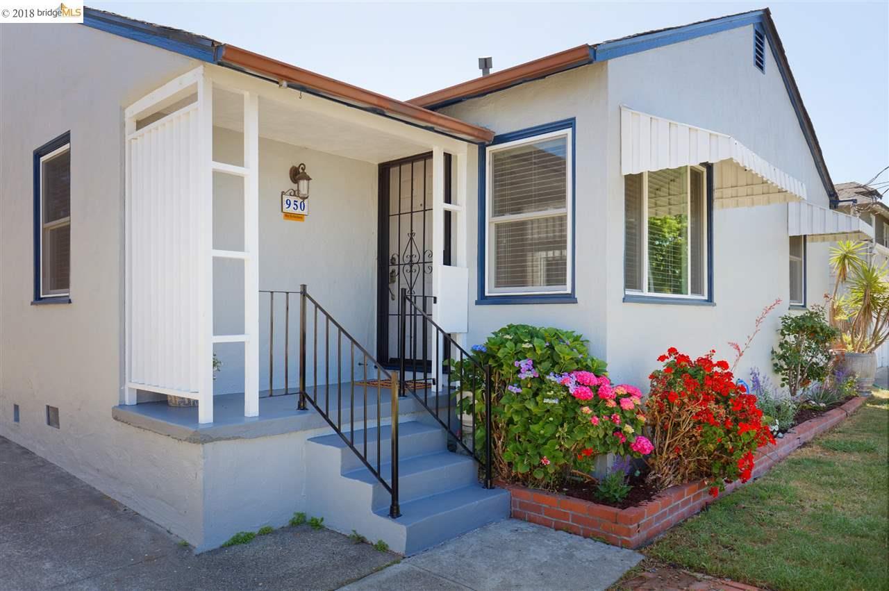 950 KERN STREET, RICHMOND, CA 94805