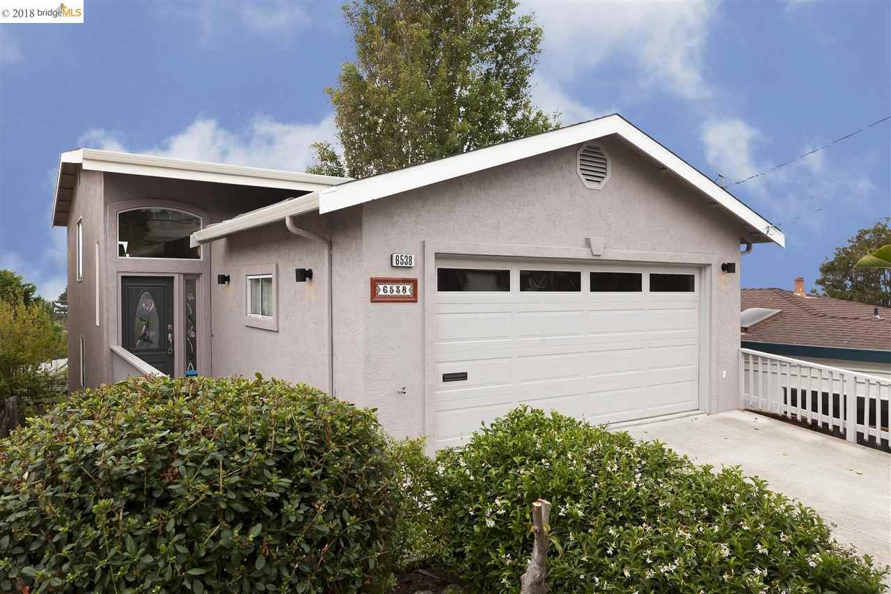 6538 CLAREMONT AVE, RICHMOND, CA 94805
