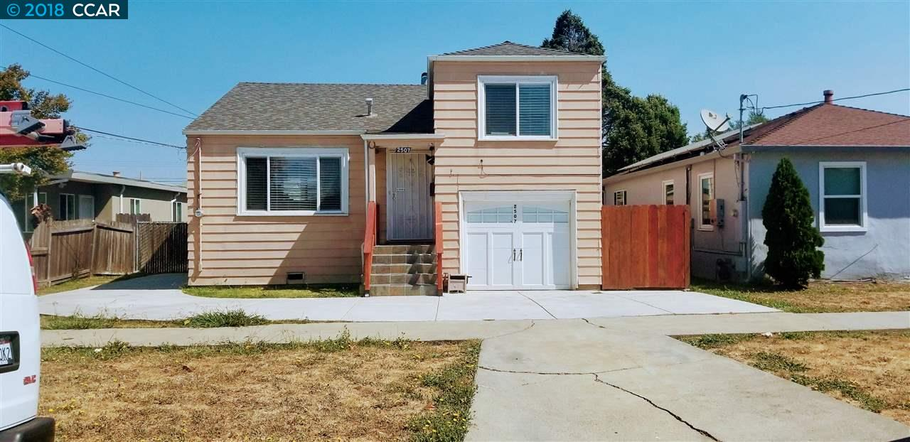 2507 ANDRADE AVE, RICHMOND, CA 94804