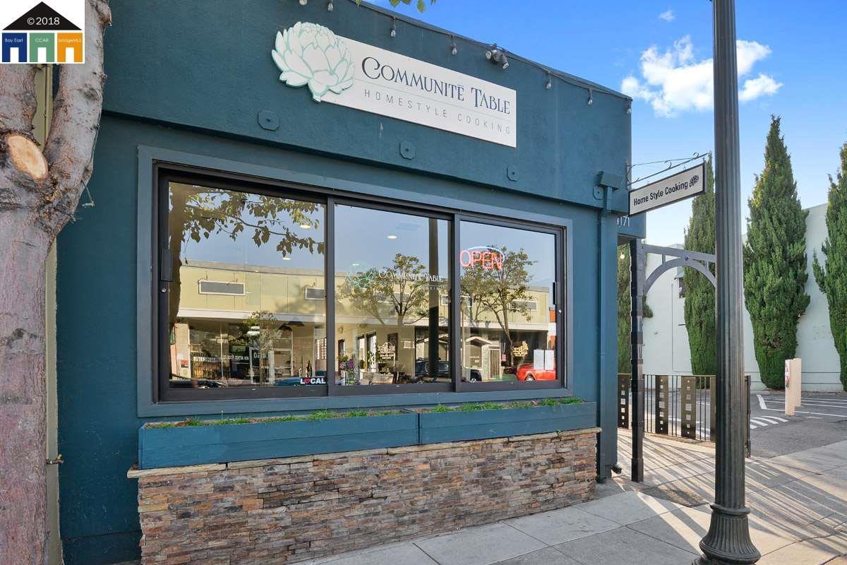Brookdale Avenue Oakland CA BloomHomes - Communite table