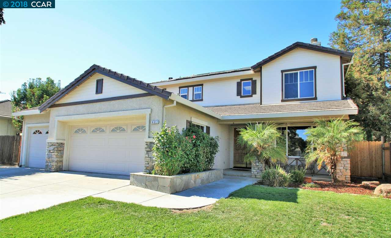 803 Redhaven St, BRENTWOOD, CA 94513